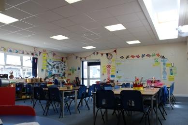 New-build Classroom, MHA